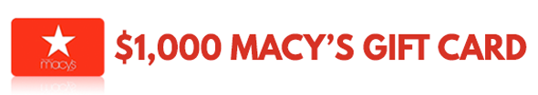 $1,000 Free at Macy's -- Claim Entry!
